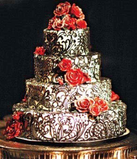 Fanciest Birthday Cake
