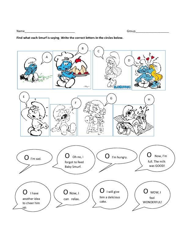 emotional literacy worksheets | Social Skills | Pinterest