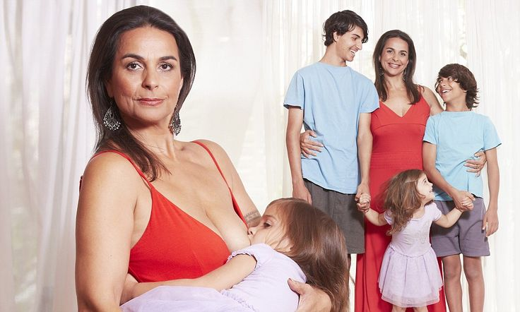 Two Moms Breastfeeding One Baby Through Co-Nursing   Parenting
