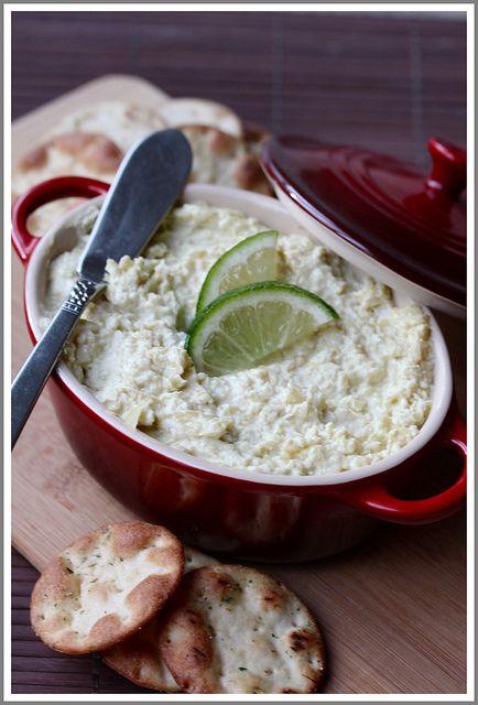 CREAMY artichoke dip | Deliciouuuus Dips | Pinterest