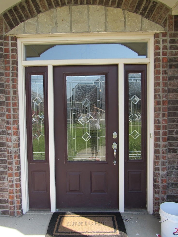 Front Door Color New House Pinterest