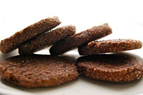 Chocolate Black Pepper Cookies | Baking | Pinterest