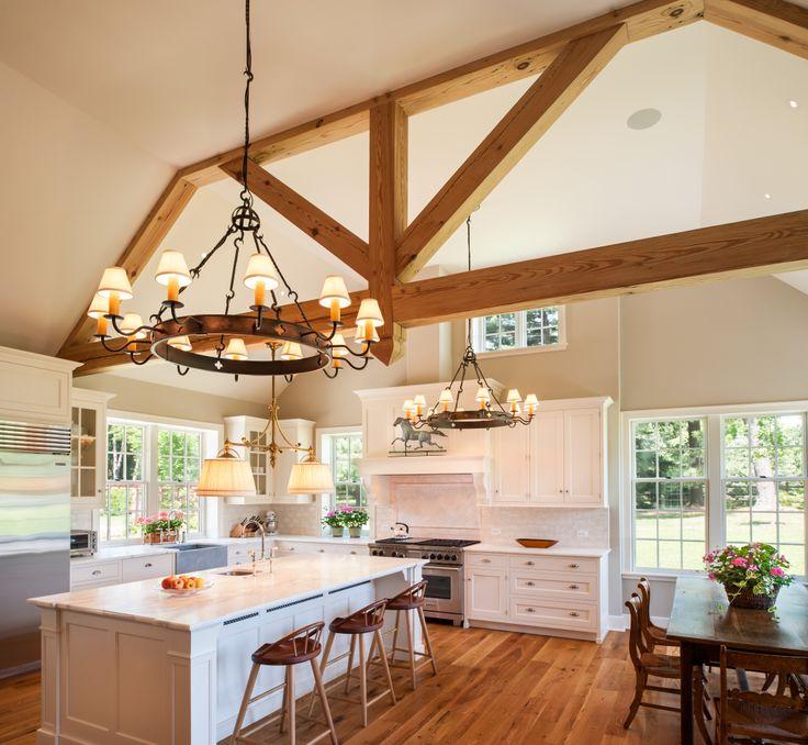 bright, white kitchen  Blue Bell, PA Kitchen  Pinterest