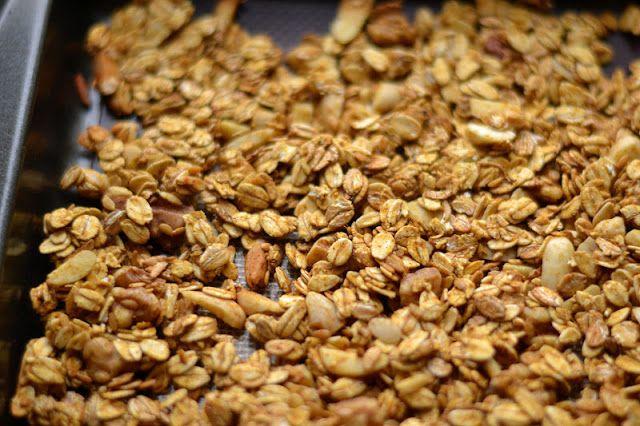 pumpkin granola bars anyone? | Baking Yummies & Sweet Treats! | Pinte ...
