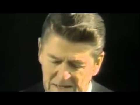 reagan memorial day speech 1984