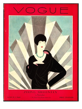 gallery conde nast magazines posters