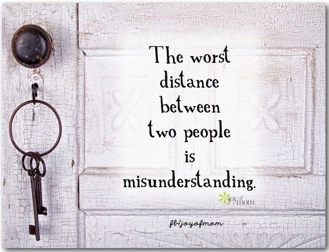 communication misunderstandings Misunderstandings in relationships can quickly spiral downward until the relationship ends with both partners feeling hurt and angry toward one the effects of lack of communication in a relationship how to know when it's time to end a relationship signs of a manipulative man view singles.