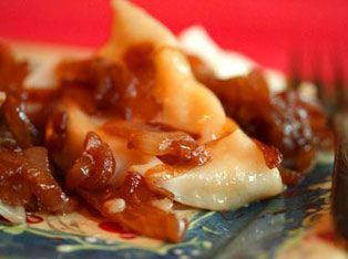 Pierogies using wonton wrappers | Tried and Reviewed! | Pinterest
