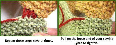 Machine Sewing Hand Knits - About Knitting – Free