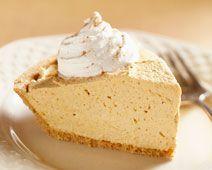 Eggnog Cream Pie Healthy, Organic Food from Simply Organic