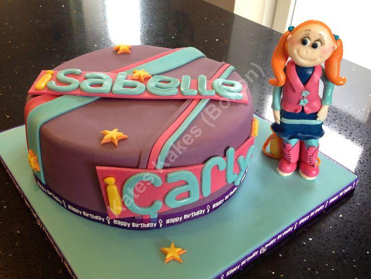 iCarly Cake | Childrens Birthday Cakes | Pinterest