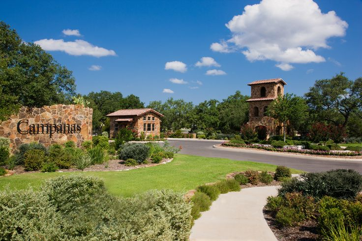 Pin By Sitterle Homes On Campanas At Cibolo Canyon San