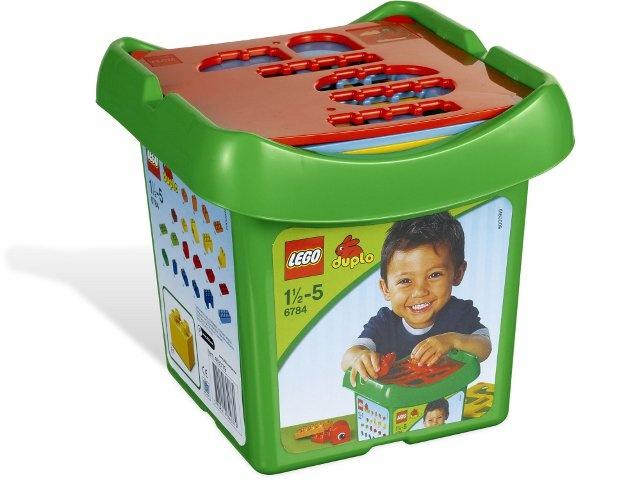 Lego #Duplo_Creative_Shorter