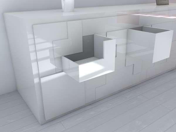 Tetris Dresser!