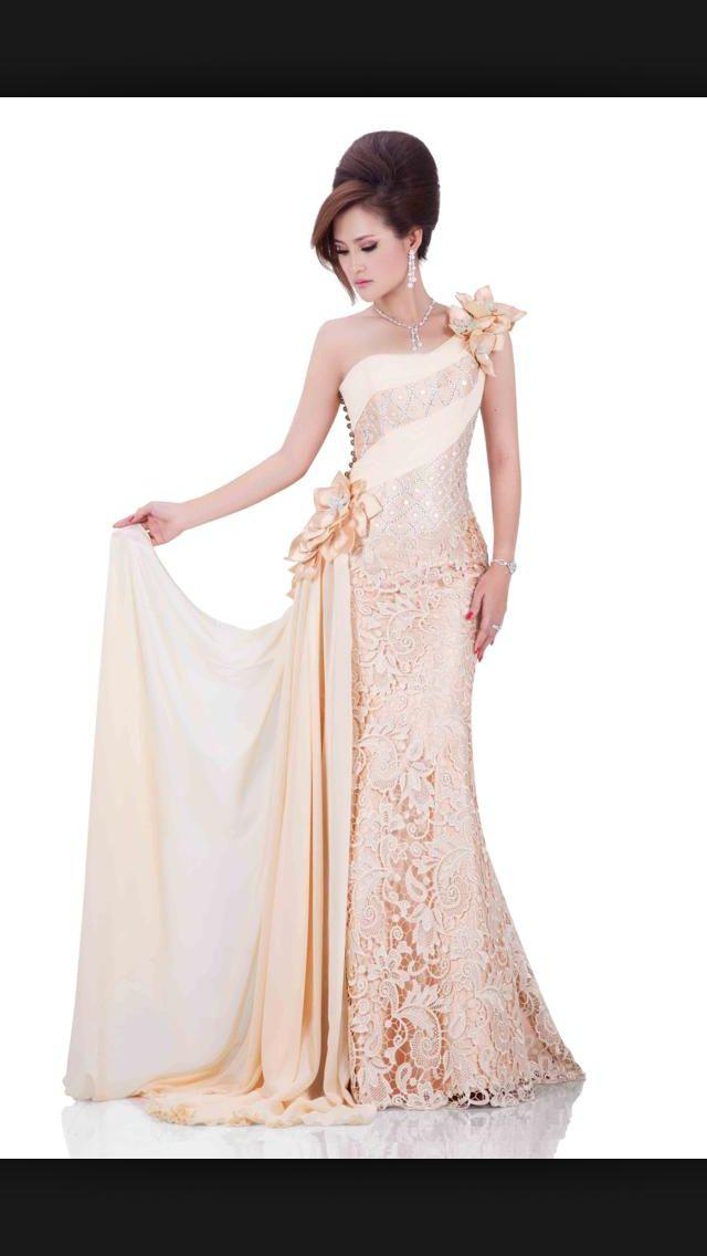 Pin Cambodian Wedding Dresses Ajilbabcom Portal On Pinterest