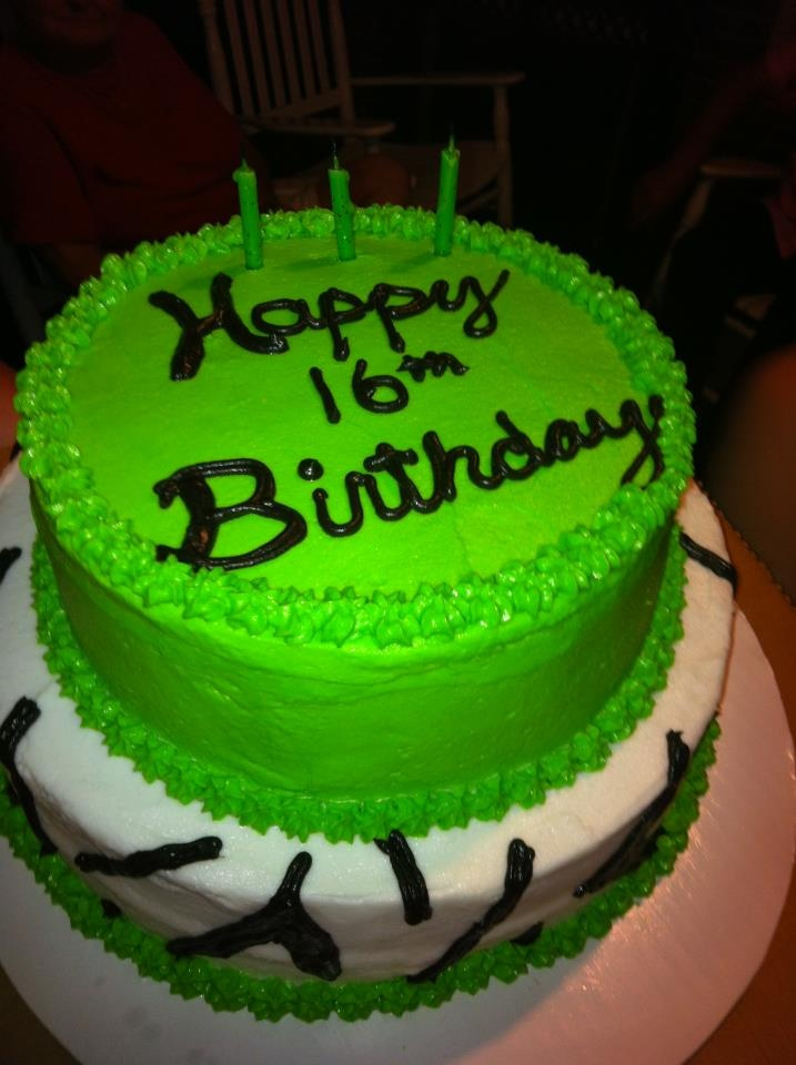 Lime Green and Zebra Birthday Cake  Birthday party ideas  Pinterest