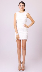Aphrodite Dress in Ivory    New Arrivals, ** Pre Order Now**   http://www.wrato.com/content/aphrodite-dress