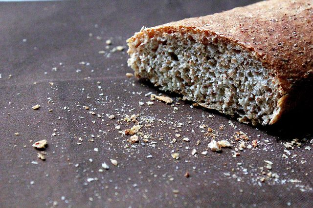 whole wheat baguette by pastryaffair, via Flickr #TheFitchen