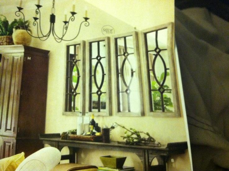 Pin by kelly miller on decor pinterest for Ballard designs garden district mirrors