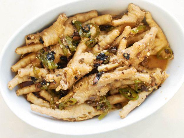 Braised Chicken Feet (Phoenix Claws) | Recipe