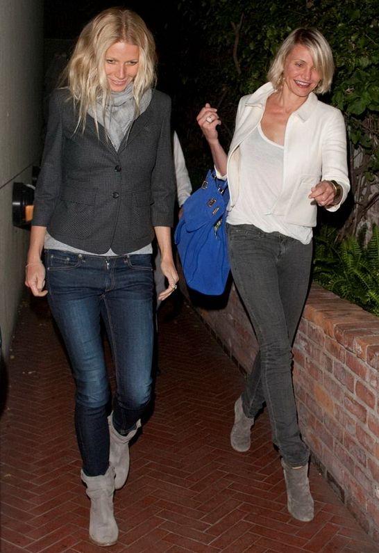 Gwyneth Paltrow heel trend
