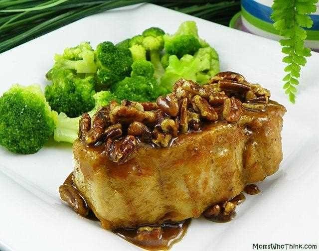 Awesome Honey Pecan Pork Chops Recipe — Dishmaps