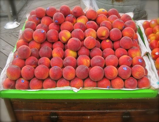 James and The Giant Peach Bourbon Peach Hand-Pies