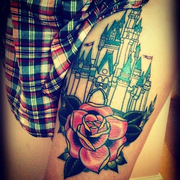 Vintage Style Tattoos Tumblr | www.imgkid.com - The Image ...