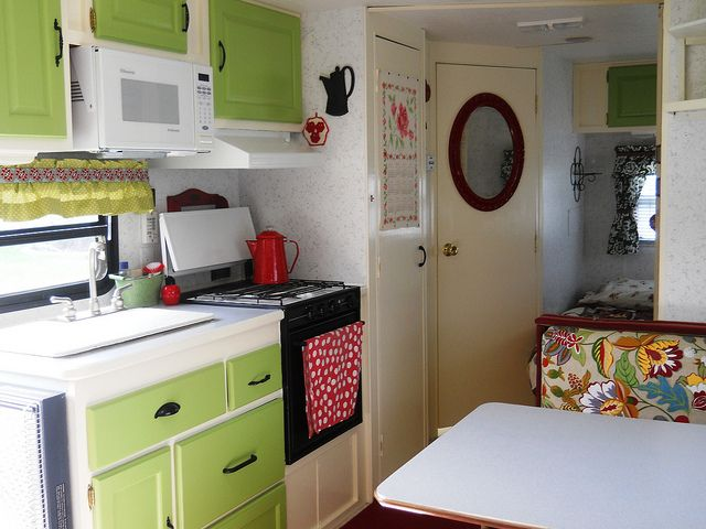 New Very Cool Travel Trailer Remodel By JOJO B