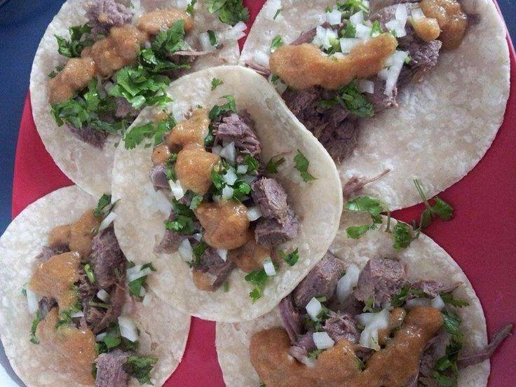 Tacos de lengua | TODO SOBRE MÉXICO | Pinterest