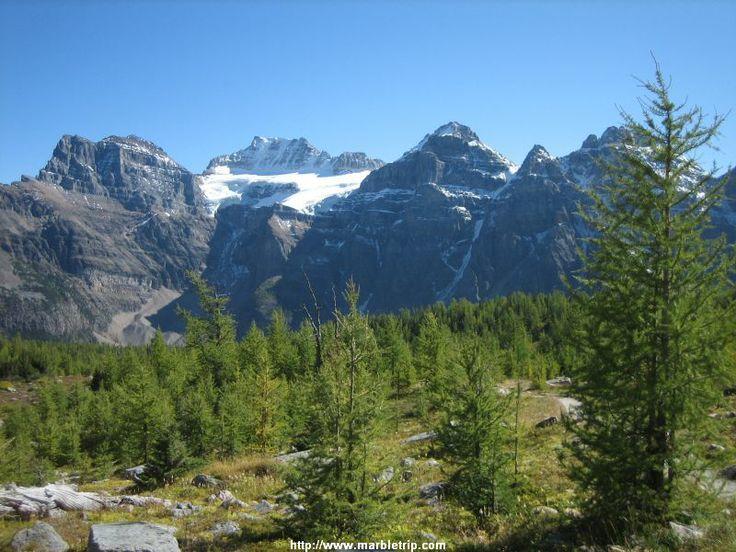 Sentinel pass hike, Banff National Park. | Rocky mountains | Pinterest