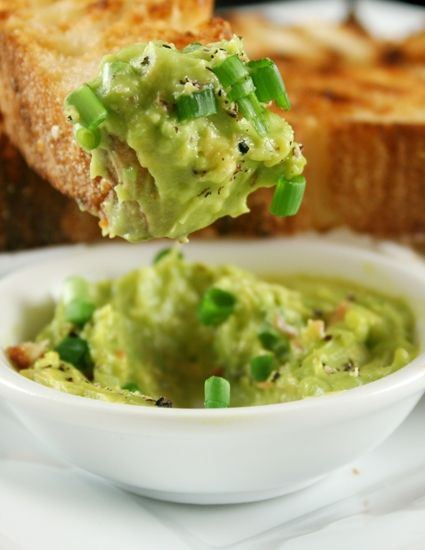 END-ZONE EDAMAME DIP | #appetizers #SuperBowl