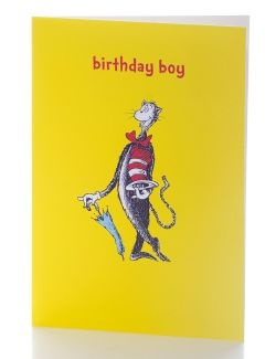 Another Dr. Seuss birthday card   education   Pinterest