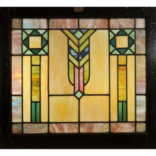 Arts and crafts stained glass window mosaics amp stained glass 2 pi