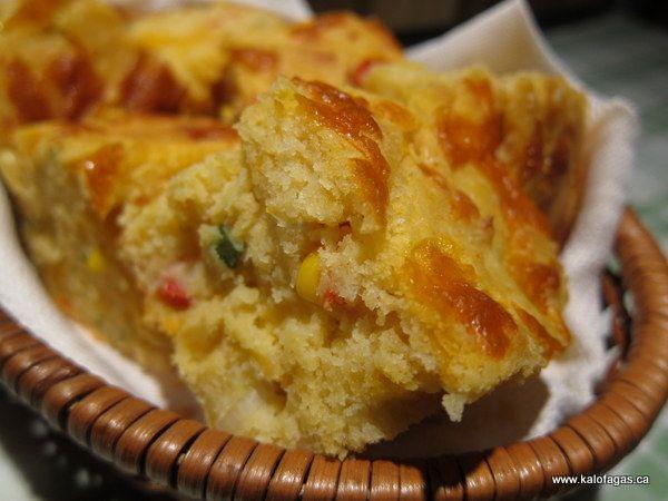 Jalapeno Cheddar Corn Bread | Recipes | Pinterest