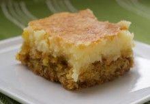 Cinnamon Oatmeal Cream Cheese Bars | Bake or Break
