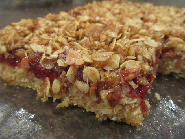 Cranberry Bog Bars | Cookie Swap | Pinterest
