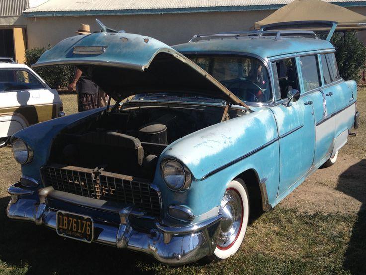 1955 chevy 4 door wagon cars pinterest for 1955 chevy 4 door wagon