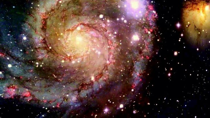 whirlpool galaxy hubble nasa center picture - photo #1
