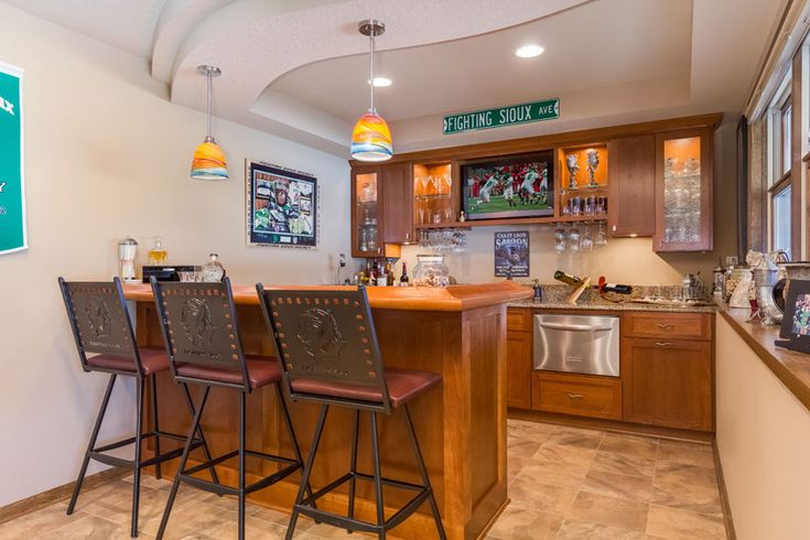 Pin By Finished Basement Company On Basement Wet Bar Ideas