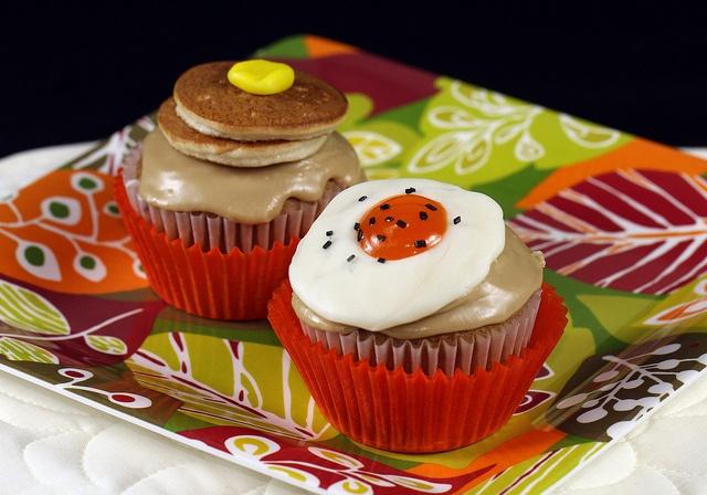 breakfast cupcakes | stuff for baking | Pinterest