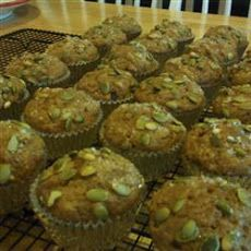 Pumpkin Nut Muffins | Foods That Are Appealing and Easy | Pinterest
