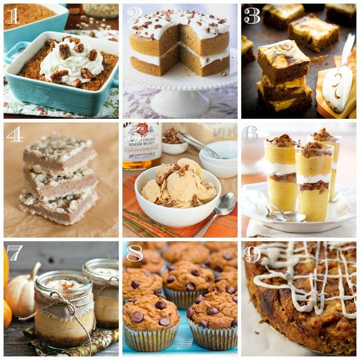 9 Easy Pumpkin Pie Recipes • CakeJournal.com