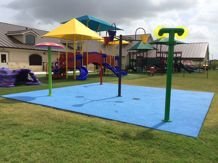 Pin by dunrite playgrounds on splash pad and spray park for Dunrite