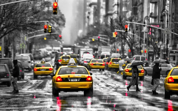Manhattan Rain | Flickr - Photo Sharing!