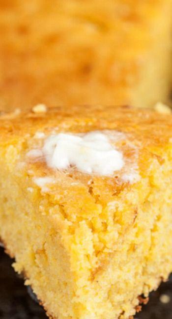 Sweet Honey Cornbread | Recipe