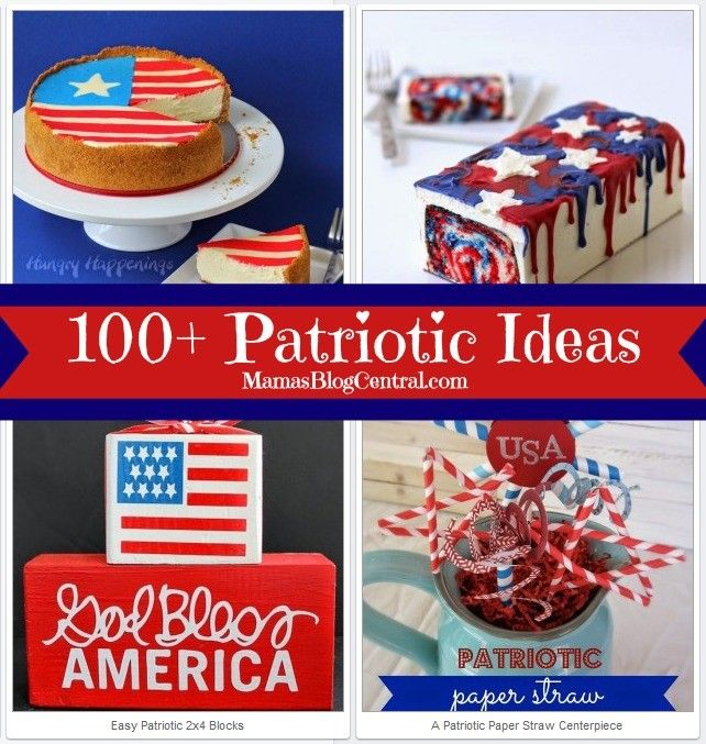 4th of july recipe ideas pinterest