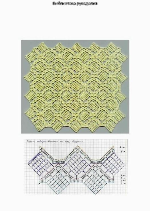 tessuto a crochet - irisha1605k