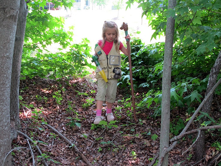 backyard safari outfitters gear gives kids backyard adventures