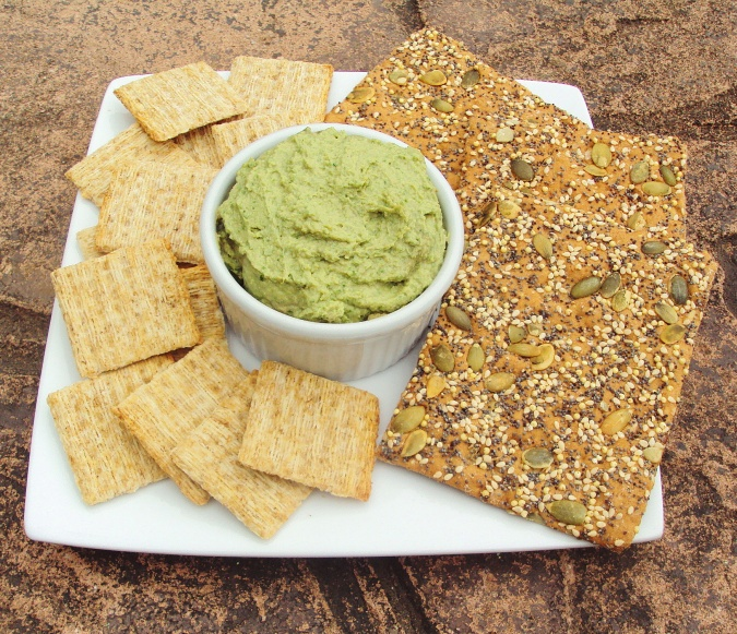 Spinach Artichoke Hummus | Yummy Recipes | Pinterest